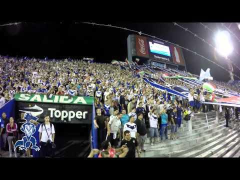 HINCHADA 4K PARTE 1 | Velez 2 vs Crucero del Norte 1 | Torneo 2015 | Fecha 02 - La Pandilla de Liniers - Vélez Sarsfield