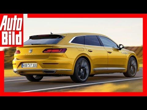 VW Arteon Shooting Brake (2019) Details/Erklärung