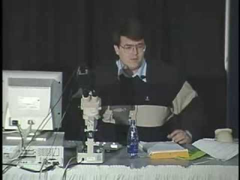 Debate 02 Dr. Hovind Vs. Dr. Waggoner, Biology Prof, University of C Arkansas Creation Evolution