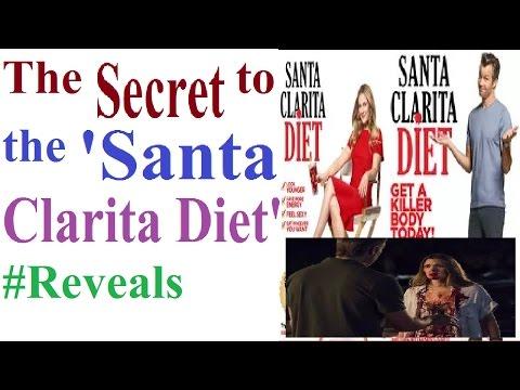 The Secret to the 'Santa Clarita Diet' reveals