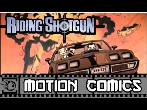 Riding Shotgun Motion Comic #3: Roadkill