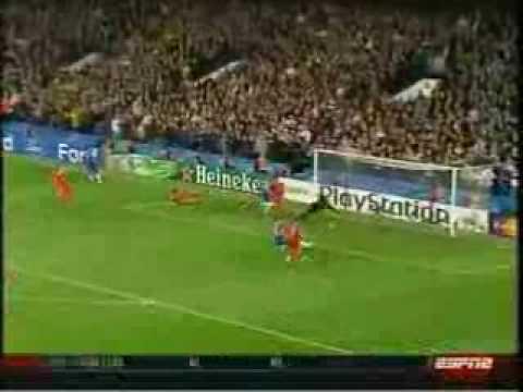 Chelsea 4 - 4 Liverpool (Liga de Campeones, Abril 2009)