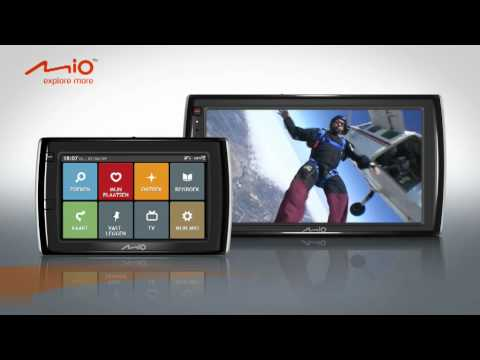 Mio Moov Spirit V505 TV
