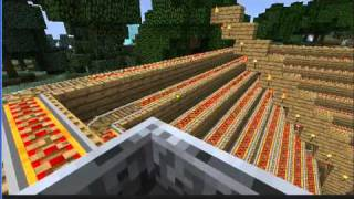 Video Minecraft - Roller Coaster Epic Minecart ride - Long and Pretty sweet MP3, 3GP, MP4, WEBM, AVI, FLV Desember 2017