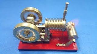 Đây Động Cơ Stirling V4 Phiên Bản Mới nhất từ banggoodCác bạn có thể mua tại đây : http://bit.ly/2trTDfe
