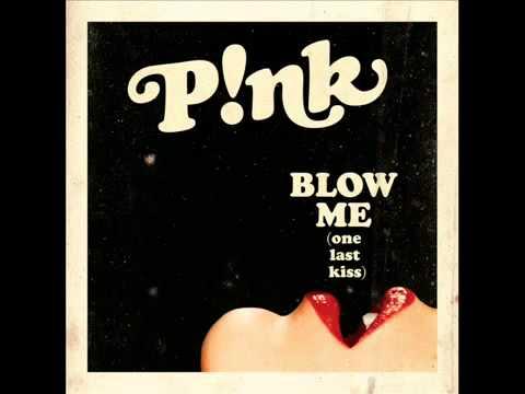 P!nk - Blow Me (One Last Kiss) + Lyrics [New 2012]