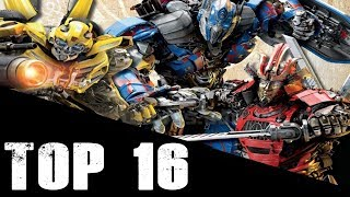 Video Transformers: Top 16 Strongest/Powerful Transformers (Movie Rankings) 2017 MP3, 3GP, MP4, WEBM, AVI, FLV Januari 2019