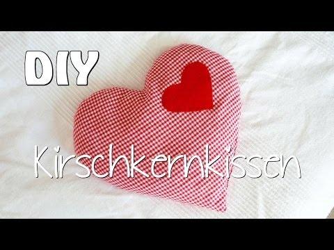 DIY Kirschkernkissen by KokiriAufEis
