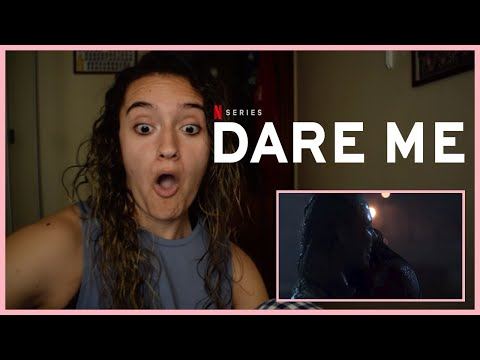 "Dare Me Reaction to ""Containment"" 1x08"