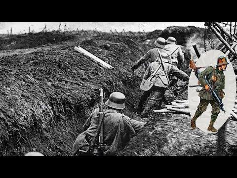 """Mis videos. """"Las mejores tácticas de infantería de la Primera Guerra Mundial. Los stormtroopers (1918)"""""""