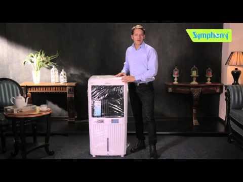 SYMPHONY STORM 70i - YouTube