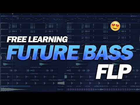 Free Learning Future Bass FLP: by EDGR [Only for Learn Purpose] (видео)