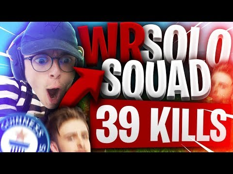 TENTATIVE WORLD RECORD En SOLO Vs SQUAD #1 +30 KILLS ?