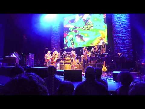 Allman Brothers Band – Beacon – March 20, 2012 Collage