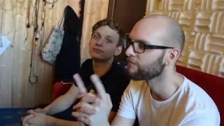 Video Majvely v nahrávacím studiu (březen 2017)