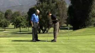 Zen Golf Lesson 4: Putting to Nowhere