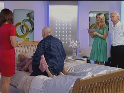 Video This Morning's sex positions for the over-70s: Viewers stunned download in MP3, 3GP, MP4, WEBM, AVI, FLV January 2017