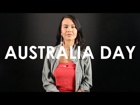 "Aboriginal People Respond To ""Australia Day"""