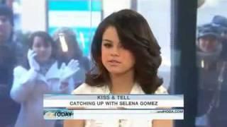 Selena Gomez On The Today Show 2010