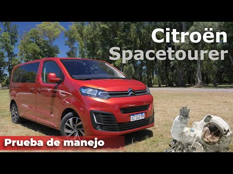 Test Citroën Spacetourer