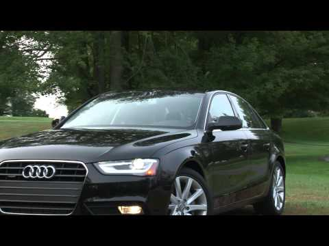 2013 Audi A4 – Drive Time Review with Steve Hammes
