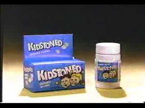 Kidstoned Chewable Valium