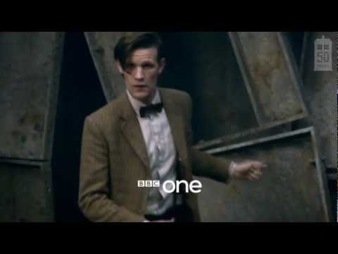 Doctor (Doctor Who) - On November 23rd, silence will fall as the First Question is asked... and things for the 1000+ year old Time Lord will never be the same again! Coming Soon, ...