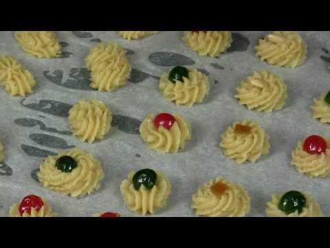pasticcini alle mandorle - ricetta
