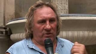 Depardieu e FVG - Parigi