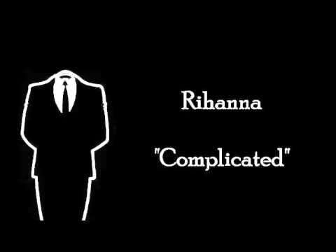Complicated - Rihanna MALE VERSION