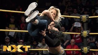 Nonton Candice Lerae Surprises Zelina Vega During Nxt Title Match Contract Signing  Wwe Nxt  March 14  2018 Film Subtitle Indonesia Streaming Movie Download