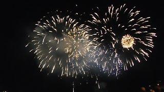 Dartmouth United Kingdom  City pictures : Regatta Fireworks Display Dartmouth UK 2014
