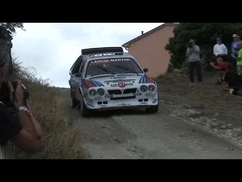 lancia delta s4 pure engine sound