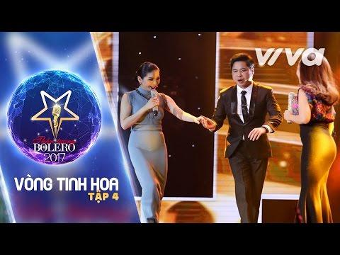 Thần Tượng Bolero 2017 Vòng Tinh Hoa Tập 4 Full 30/3/2017