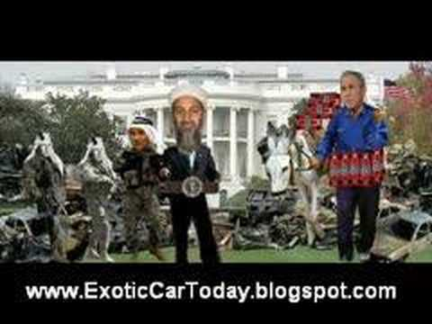 Osama And Bush