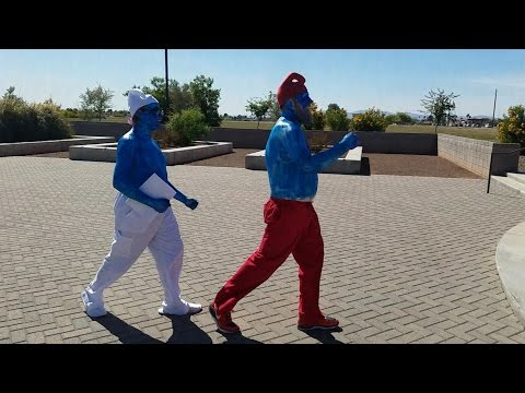 Nerd Beards: Smurfs!