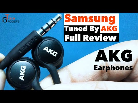 AKG | SAMSUNG Tuned Earphones | Features & Specifications | Full Review
