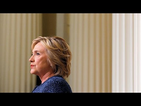ΗΠΑ: Ακυρώνει λόγω πνευμονίας προεκλογικό ταξίδι στην Καλιφόρνια η Χίλαρι Κλίντον