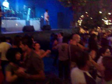 Festa em sao juliao de Freixo no Sro dos afflitos Karina et J.F a levantar poeira lol