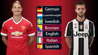 14 Footballers Polyglots Who Can Speak More Than 4  Languages