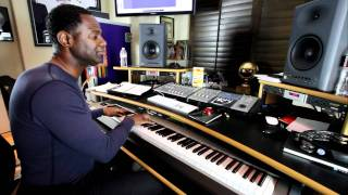 """brian mcknight's official tutorial how i play """"anytime"""" - YouTube"""