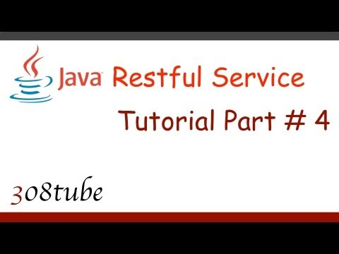 Java Restful Service Tutorial – Creating Search functionality – Part 4