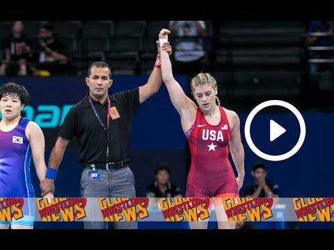 Day 5 Updates from the World Championships  USA grabs team lead after  Gilman a4bf4f672328e