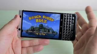 Recensione BlackBerry KeyOne, Android Nougat con tastiera fisica