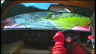 Onboard with Martin Bolsovers Mclaren M6 at Shelsley Walsh