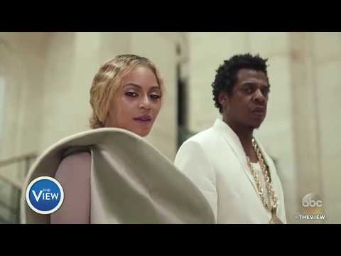 Beyonce and Jay-Z Drop New Album | The View (видео)