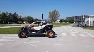 8. 2019 Can-Am Maverick X RS 903