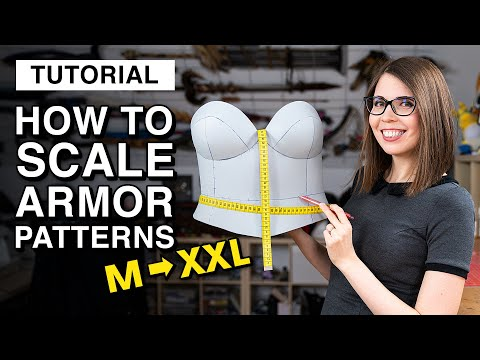 How to Scale Armor Patterns