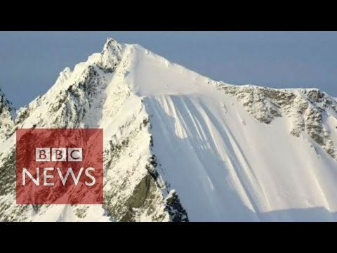 Climber falls over 400m in Alaska