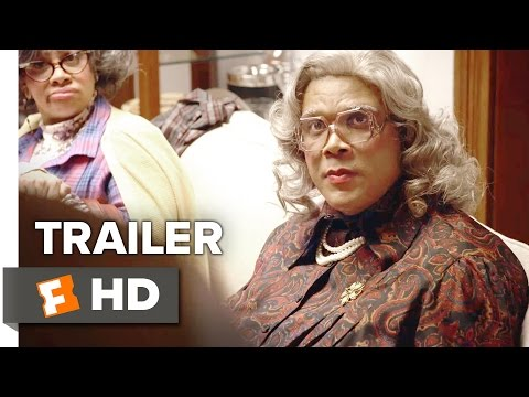 Boo! A Madea Halloween Official Trailer 1 (2016) - Tyler Perry Movie
